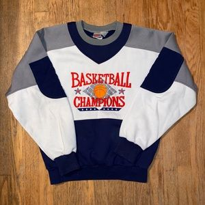 Vintage Nike Basketball Champions Sweatshirt